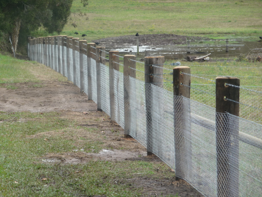 Stock Fencing - D & G Brothers Rural Property Developments